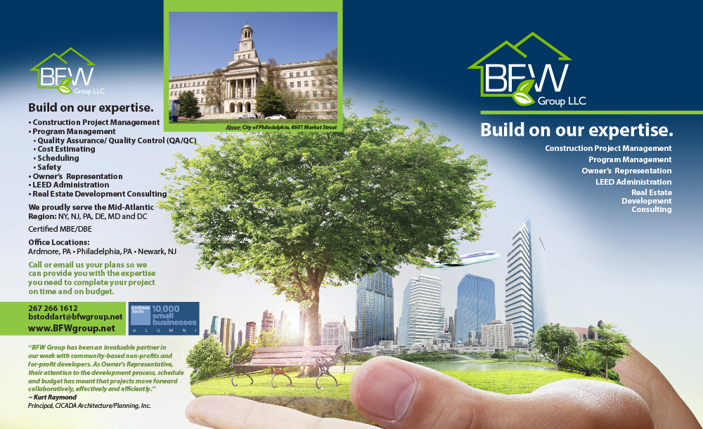 BFW Group brochure by iKANDE