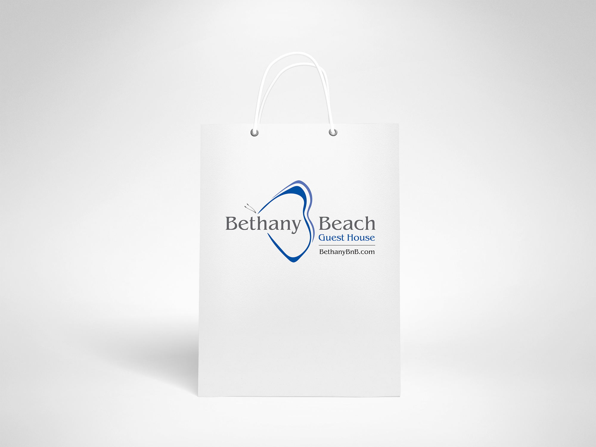 Bethany Beach BnB logo by iKANDE web design and graphic design