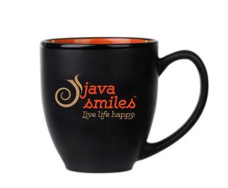 Java Smiles Mug for sale