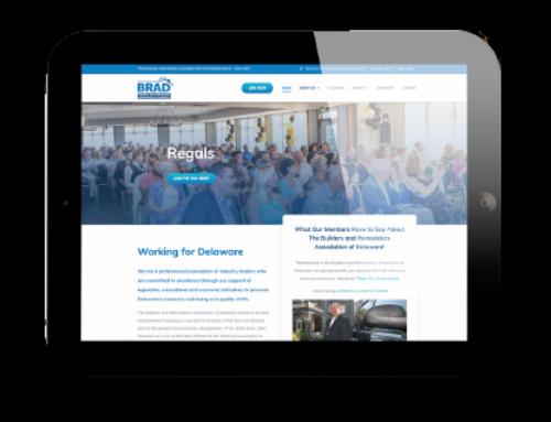 BRAD Website