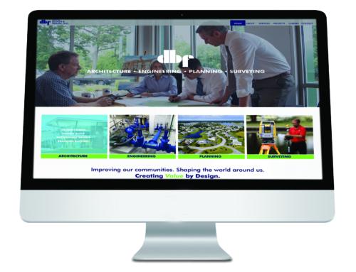 DBF, Inc. Website Design