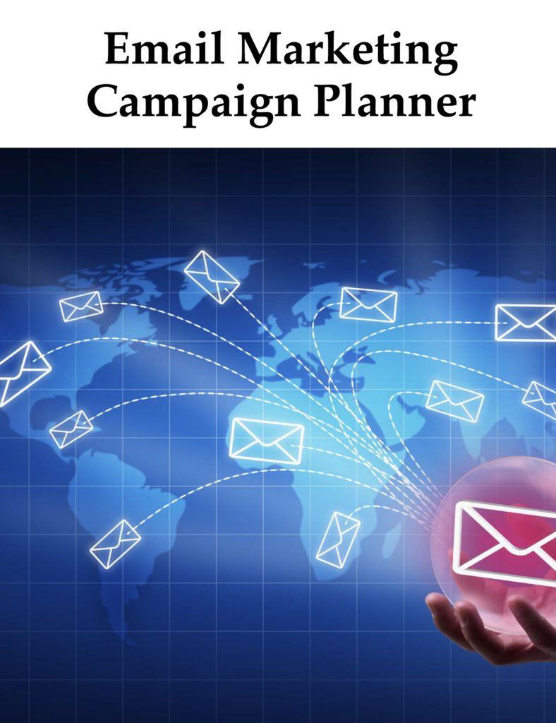 email marketing planner by ikande web design