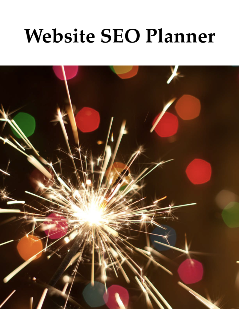 website SEO planner BY ikande web design