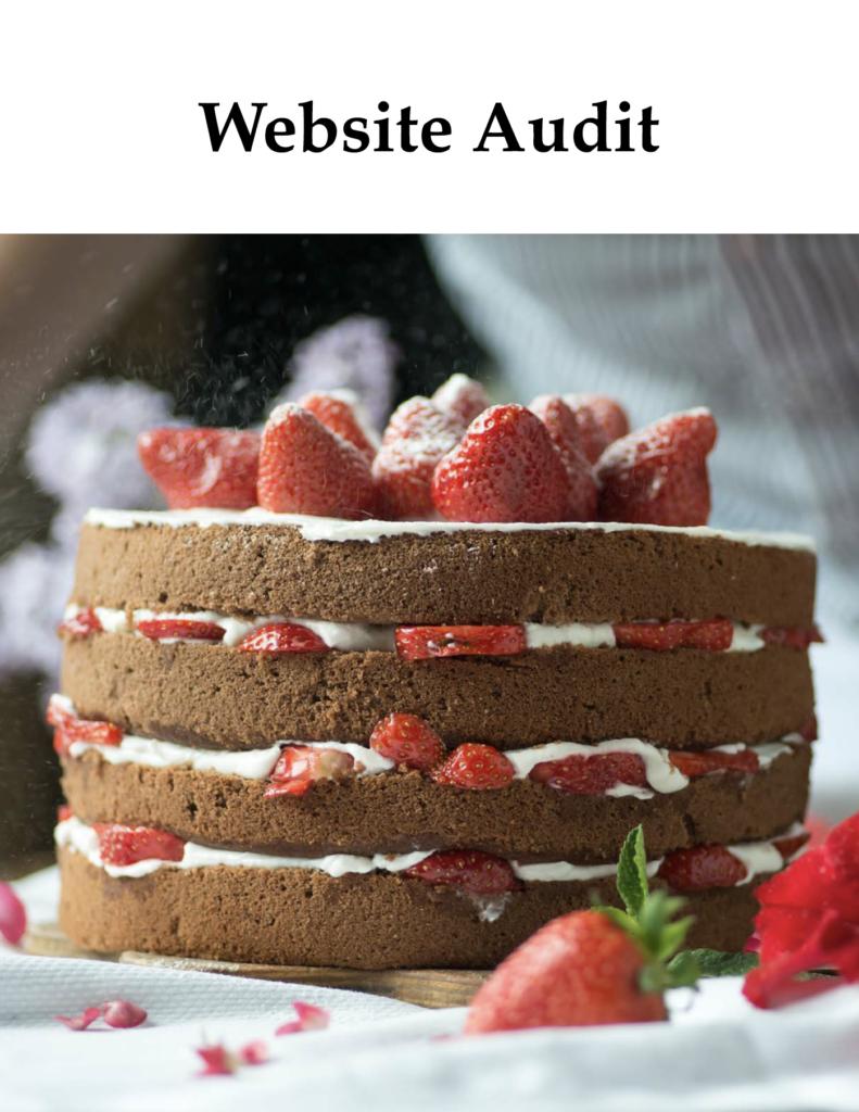 website audit BY ikande web design