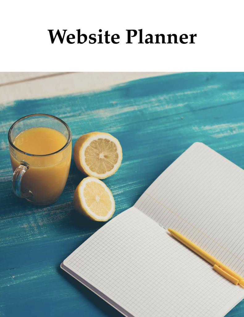 website planner BY ikande web design