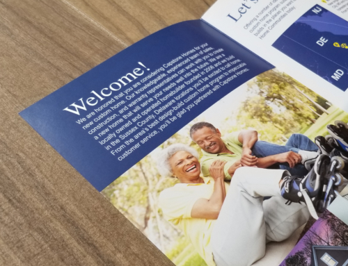 Capstone Homes Large Brochure
